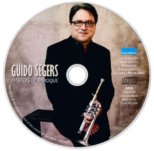 GUIDO SEGERS: MASTERS OF BAROQUE