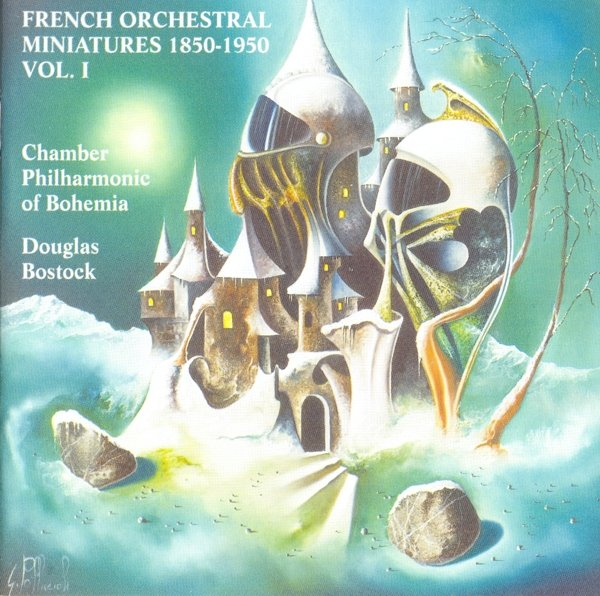 FRENCH ORCHESTRAL MINIATURES 1850 - 1950 VOL. I