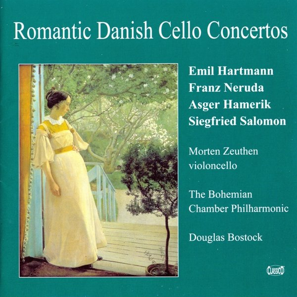 ROMANTIC DANISH CELLO CONCERTOS