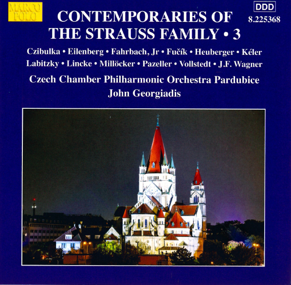 CONTEMPORARIES OF THE STRAUSS FAMILY 3